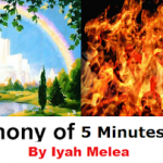 Testimony Of 5 Minutes In Hell By Iyah Melea