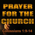 INTERCESSORY PRAYERS FOR THE CHURCH, MISSIONARY ACTIVITIES AND CHRISTIAN HOMES  –  MFM PRAYERS