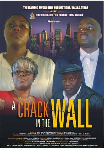 CRACK IN THE WALL – LATEST MOUNTZION MOVIE