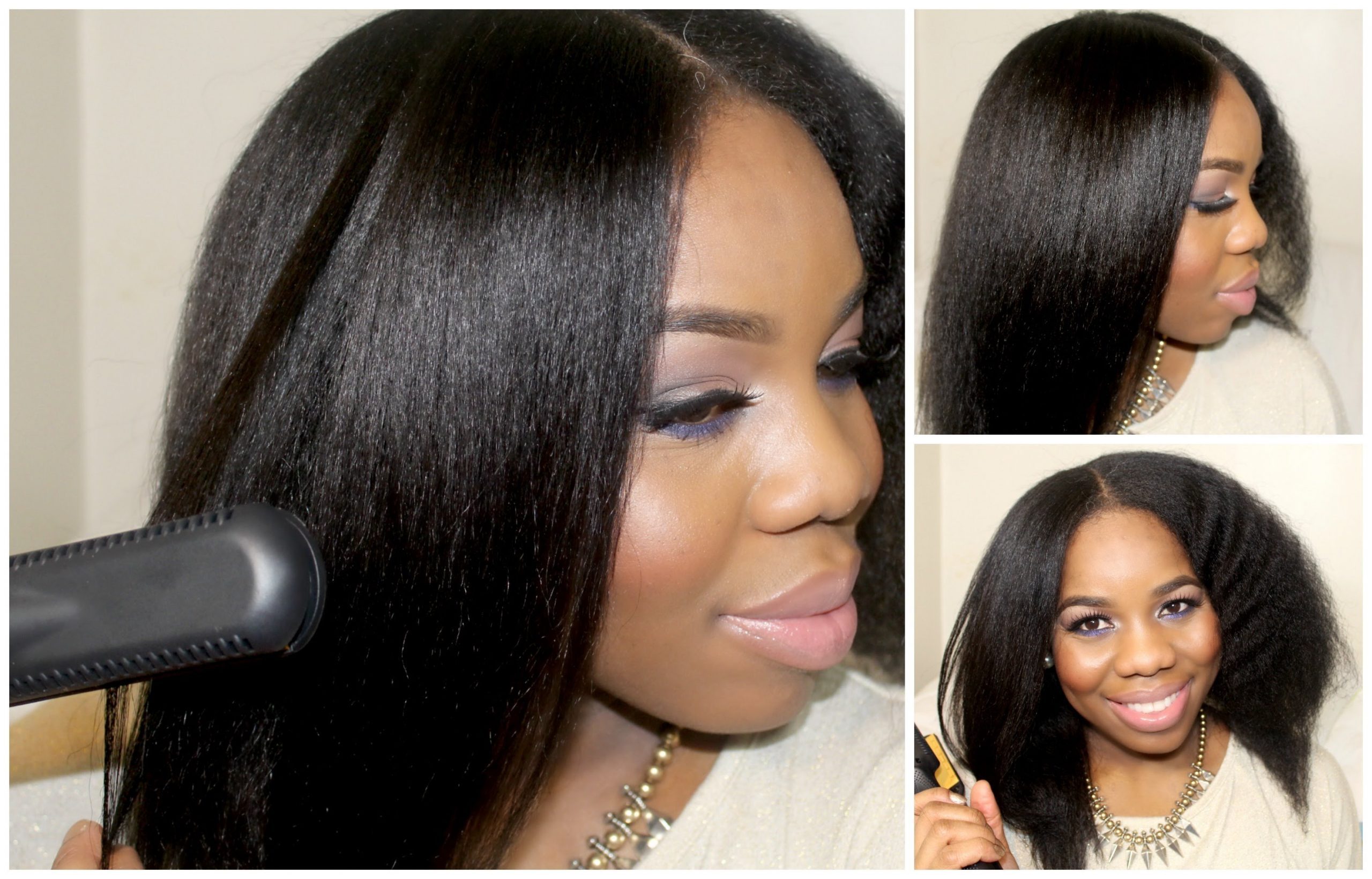 Stretching Hair By Blowing is Taking People to Hell By Zipporah Mushala