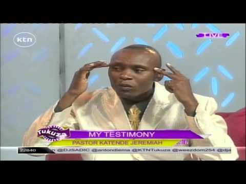 My Testimony: Pastor Katende Jeremiah on overcoming cult and witchcraft