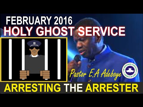 God Will Make You Laugh – September 2013 RCCG Holy Ghost Service