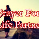 PRAYER PROGRAMME TO LOCATE YOUR LIFE PARTNER