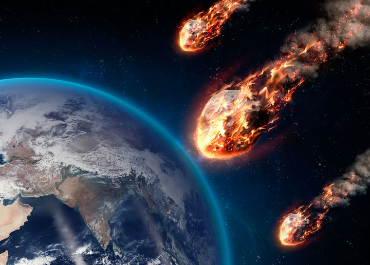 AN ASTEROID WILL HIT THE EAST COAST OF AMERICA BEFORE THE GREAT HARVEST