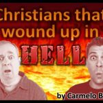 RESCUED FROM HELL   By pastor and evangelist Carmelo Brenes