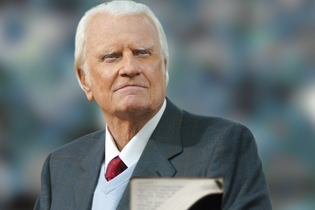 Judgment and Love of God Pittsburgh PA 1993 | Billy Graham