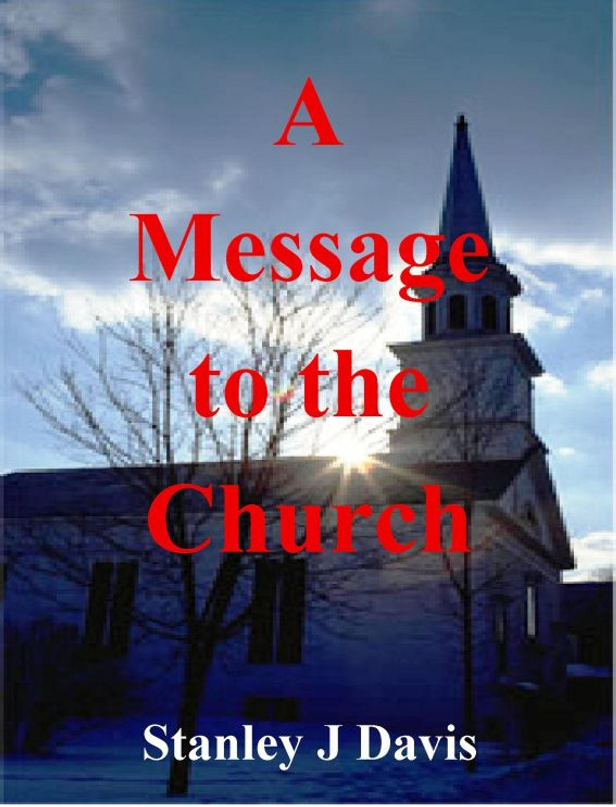 COLOMBIAN SISTER: MESSAGE TO THE CHURCH