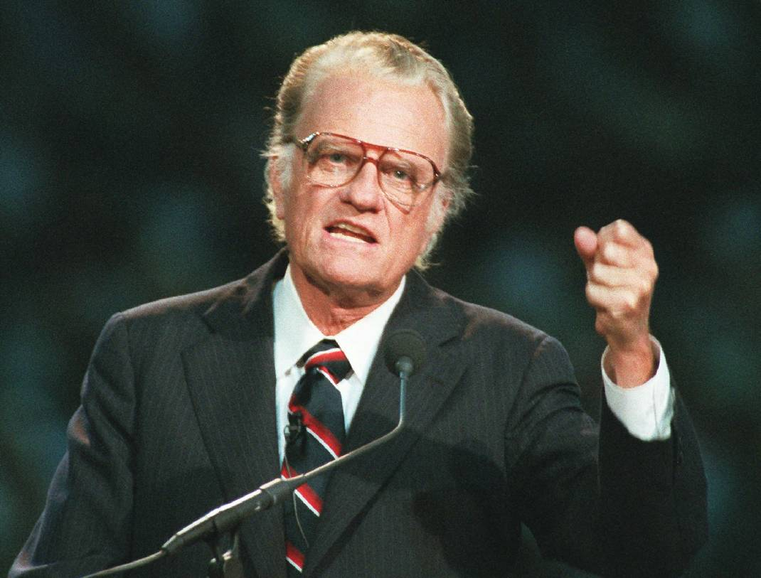 What is Wrong With the world | Billy Graham Classic