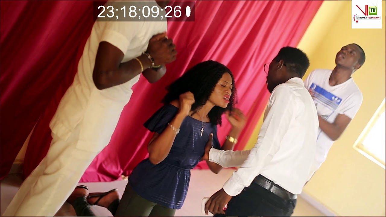 A MARINE KINGDOM AGENT OVERCOMES PASTORS THROUGH FORNICATION AND REPLACES THEIR ANOINTING WITH DEMONIC POWER by GRACIA OF LIBREVILLE GABON