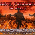 BETTE STEVENS : EVANGELISTS IN HELL