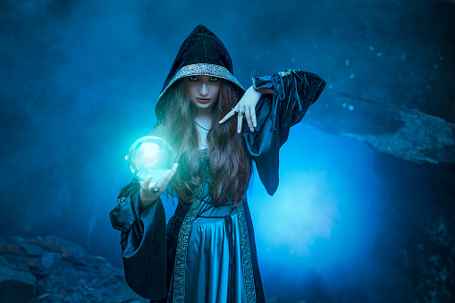 CHANTAL:  GREAT WITCH CONQUERED BY THE POWER OF JESUS CHRIST