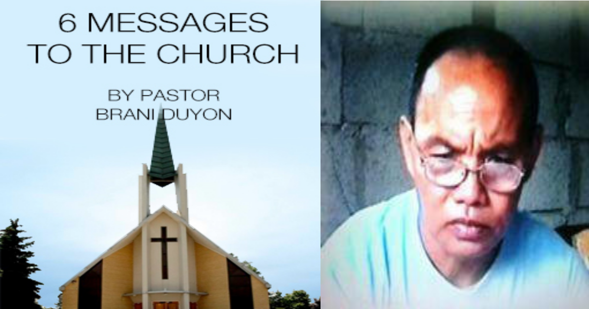 6 Messages to the Church  Miraculous Healing and Devine Invitation to Heaven  By: Pastor Brani Duyon