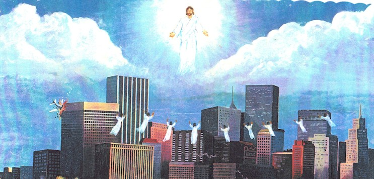 SINS THAT WILL STOP YOU FROM RISING IN THE RAPTURE