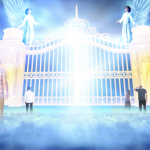 CHRISTIANS GO TO DIFFERENT AREAS IN HEAVEN